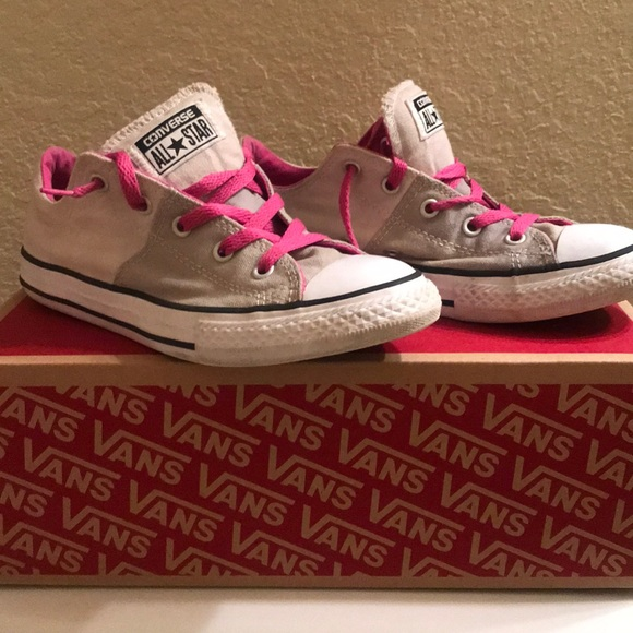 Vans Other - Girls  converse all star 💫 size 3